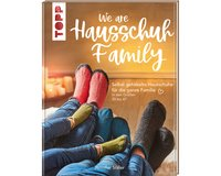 Handarbeitsbuch: We are Hausschuh Familiy, TOPP