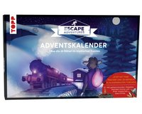 Adventskalender: Escape Adventures - Mystischer Express,...
