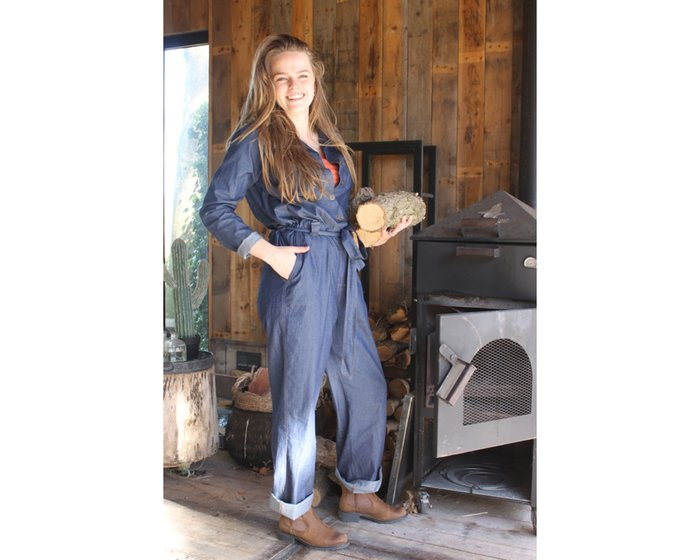 Damen-Schnittmuster Overall-Hose 1119, Its A fits