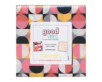 Precuts Charm Pack GOOD VIBES, 42 Quadrate, Benartex