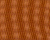 Jacquard-Strick KNIT KNIT, Grobmaschen-Optik, orange,...