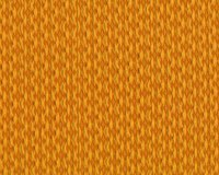 Jacquard-Strick COTTAGE KNIT, Rautenmuster, orange,...
