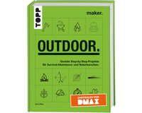 Lifestyle-Buch: OUTDOOR, TOPP