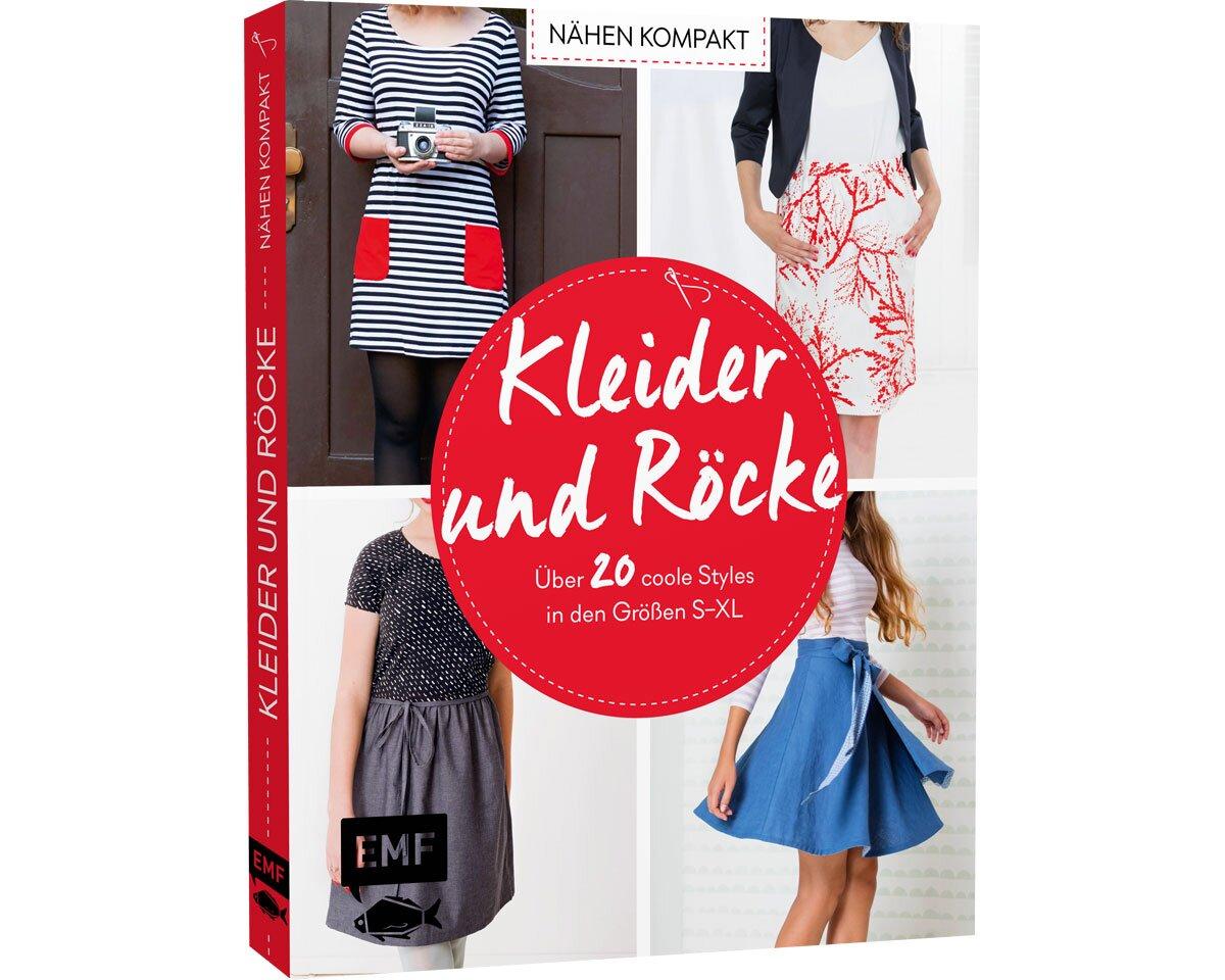 Nahbuch Nahen Kompakt Kleider Und Rocke Nahen Emf