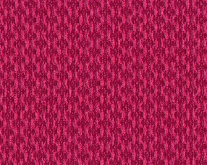 Jacquard-Strick COTTAGE KNIT, Rautenmuster, pink, Albstoffe