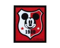 Applikation DISNEY MICKEY MOUSE, Mickeys Wappen 1928, Prym