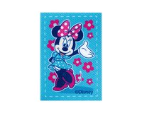 Applikation DISNEY MICKEY MOUSE, jubelnde Minnie mit...