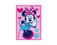 Applikation DISNEY MICKEY MOUSE, Minnie mit Herzen &...