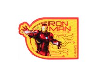 Applikation DISNEYS MARVEL, Iron Man, Prym