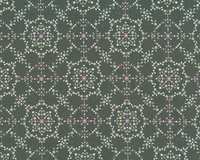 Baumwollstoff NATURAL BEAUTY, Kaleidoskop, graugrün, ring...