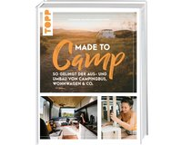 Lifestyle-Buch: Made to Camp, Topp