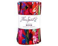 Precuts Design Strip KAFFE FASSETT 2020, fuchsia