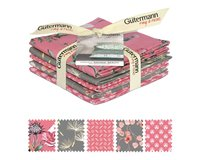 Precuts Fat Quarter Baumwollstoff NATURAL BEAUTY,...