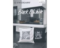 Stickheft: Black & White, Zweigart