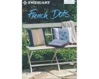 Stickheft: French Dots, Ornamente & Blumen, Zweigart