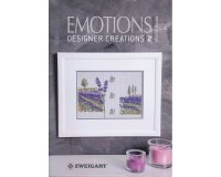Stickheft: Emotions - Designer Creations 2,...