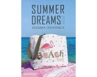 Stickheft: Summer Dreams - Designer Creations 4, Zweigart