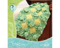 Pat Bravo - Mini Sewing Patterns The Chic Throw, Schnittmuster für Decke,...
