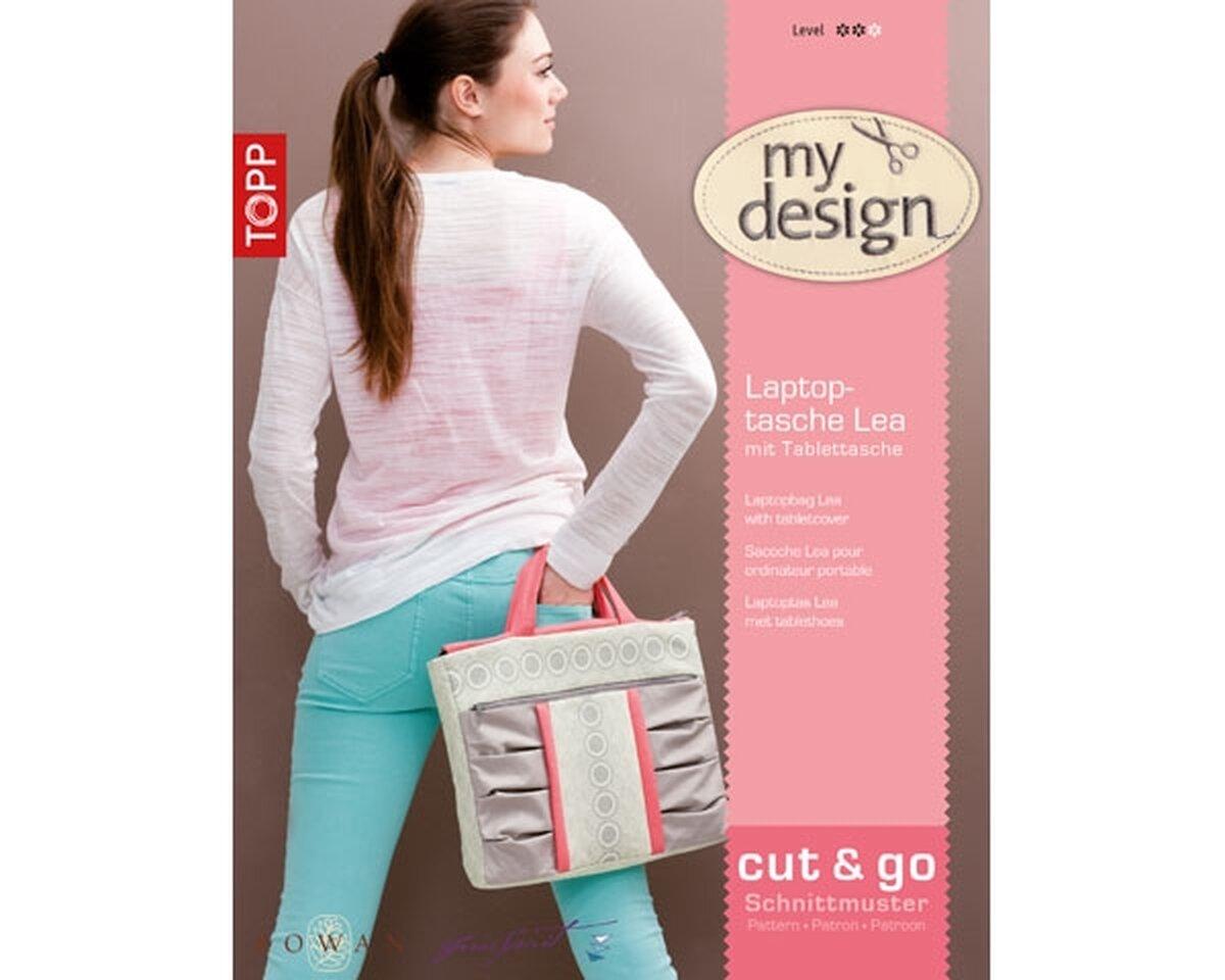 Schnittmuster - My Design - Laptoptasche Lea mit Tabletttasche